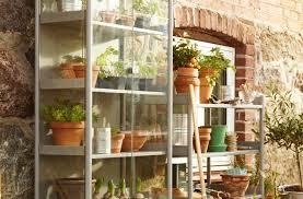 ikea 2016 a glass greenhouse cabinet