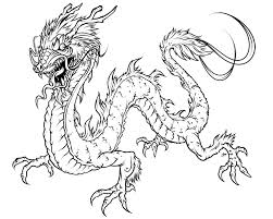 Cool Dragon Coloring Pages Thanhhoacarcom