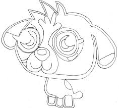 Cute Monster Coloring Pages Free Cute Monster Coloring Pages To