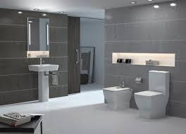 Interior : Modern Spacious Interior Bathroom Design Alongside Cool ...