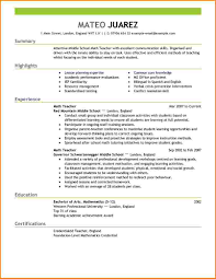 Resume Format For Usa Jobs Usajobs Resume Format Resume Examples