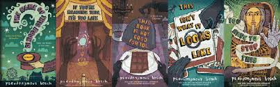 pseudonymous bosch real name. the secret series by pseudonymous bosch real name