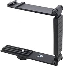 Xit XTMINIBRK Mini Portable Folding Flash Bracket ... - Amazon.com