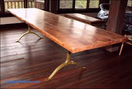 84 awesome unfinished wood table pedestals new york spaces coffee table base