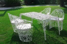 Wonderful Vintage Metal Outdoor Furniture Metal Outdoor Furniture