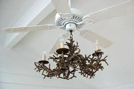 vintage white chandelier ceiling fans that look like chandeliers chandelier style hunter white fan vintage with