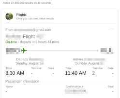To Add Email Confirmation In Gmail Calendar Itinerary Google Easily - How Stack Applications Web Exchange Flight From