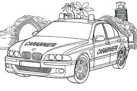 Police Car Coloring Sheets Police Car Coloring Pages Police Car