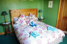Strahan Colonial Cottages: Henty Cottage Bedroom   The Rabbit Doll Thing  Creeped Me Out And