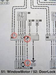 mk4 golf puddle lights for rear doors of 5 door wire to tap wiring diagram pic3 so am i correct in assuming it is inside the door panel has a connecting loom there as well as couldn t see when took off the