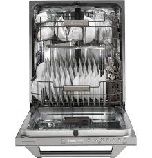How To Quiet A Dishwasher Monogramar Fully Integrated Dishwasher Zdt800spfss Ge Appliances