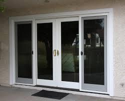 glass exterior sliding doors