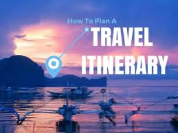 Another Word For Itinerary Is How To Plan A Trip Planning An Itinerary Indiana Jo