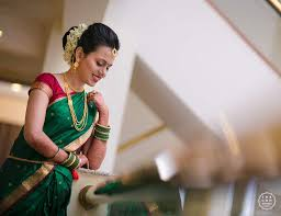 maharashtrian bridal makeup at pune for mehul and royal bridal jewellery