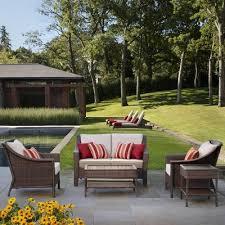 wicker patio furniture. Perfect Furniture In Wicker Patio Furniture E