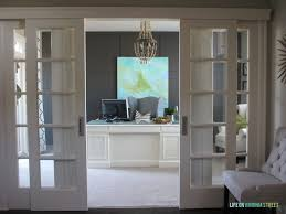 home office french doors. amazing office french doors 66 double home makeover reveal
