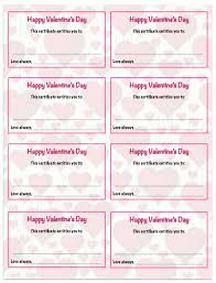 valentine s day printables gift certificates the housewife modern valentine s day printables this certificate entitles you to the perfect personalized gift