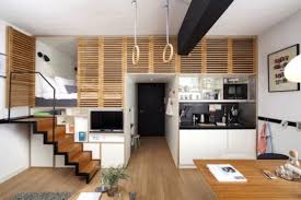 Small Picture Zoku Loft Hybrid Micro Home for Work and Living