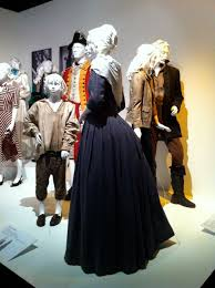 Sleepy Hollow Costume Design Gowns By