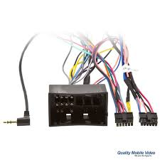 axxess ax adxsvi ch3 interface wiring harness for 2013 and up axxess ax adxsvi ch3 chrysler wire harness connectors