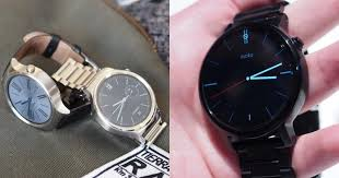huawei watch vs moto 360. moto 360 and huawei watch now ready for pre-order, shipping later this month vs