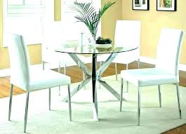 dining room table glass dining room set round dining room set for 4 glass top
