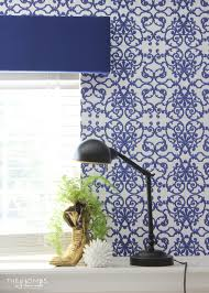 you re loving the wallpaper trend but all your walls are textured will