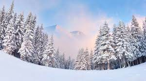 Winter desktop wallpapers 4K Ultra HD