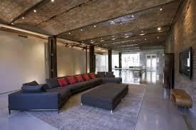 Union Square Loft By Naiztat Ham Architects - Loft apartment brick