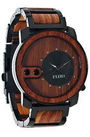 17 best images about cool watches skeleton watches flud watches the exchange watch in red wood save 20% off rep code