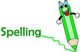 Image result for spellings clipart
