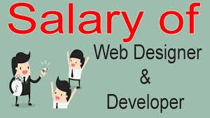 Web Designer Salary Salary Of Web Designer And Developer In India Before Enter