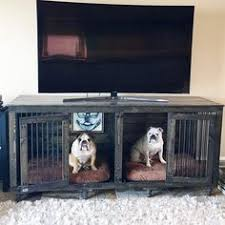 orvis dog crate furniture. Brilliant Dog Double Dog Kennel With Farm Doors That Swing All The Way Open So They Arenu0027 With Orvis Dog Crate Furniture E