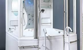 Shower Combo Shower Valuable Corner Jacuzzi Tub Shower Unbelievable Rv Corner