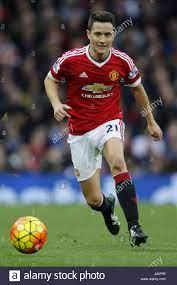 ANDER HERRERA futbolista del Manchester United FC Old Trafford, Manchester,  Inglaterra el 23 de enero de 2016 Fotografía de stock - Alamy
