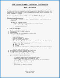 Microsoft Word Outline Template Mla Outline Template Cute Research Paper Apa Outline