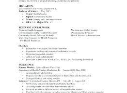Psychology Resume Sample Resume Template Internship Lovely Resume ...