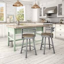 impressing kitchen island seating. Amazing Home: Remarkable Distressed White Bar Stools On Boraam Florence 29 In Swivel Cushioned Stool Impressing Kitchen Island Seating B
