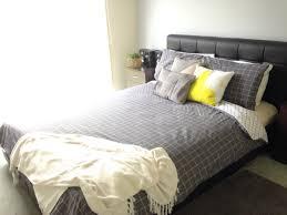 Kmart Bedroom Furniture My Own Trent Quilt Cover From Kmart Kmart Hacks Pinterest