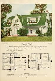 893 best vintage house plans images on