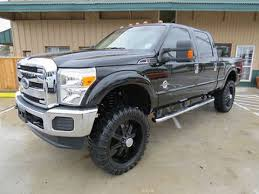 VIN: 1FT7W2BT4CEA85660 - Ford : F-250 CREW 6.7L LIFTED 2012 FORD F250 SUPER  DUTY CAB 4WD XLT DIESEL FABTECH LIFT LEATHER 24\