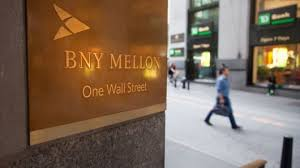 Melon Bank Bny Mellon Profit Jumps 37 On A One Time Tax Gain