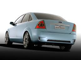 2004 Ford Focus Concept | Ford | SuperCars.net