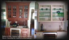 Kitchen Cabinet Restoration Cabinet Painting Refinishing Restoration Services Craftpro