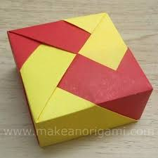 25 best origami container images on pinterest Tomoko Fuse Box origami square box 1 (base) (tomoko fuse) tomoko fuse box instructions
