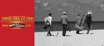 Havana Cuba All Stars Luckman Fine Arts Complex Los