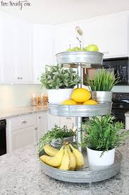 15 Clever Ways To Get Rid Of #Kitchen Counter Clutter #homedecor #diydecor