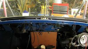 mg midget dash removal mg midget dash removal