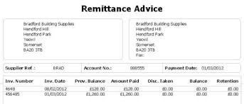 Payment Remittance Template Inspiration Top 48 Free Remittance Templates Word Templates Excel Templates