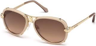 Designer Optics Legit Roberto Cavalli Rc885s Mebsuta Aviator Sunglasses
